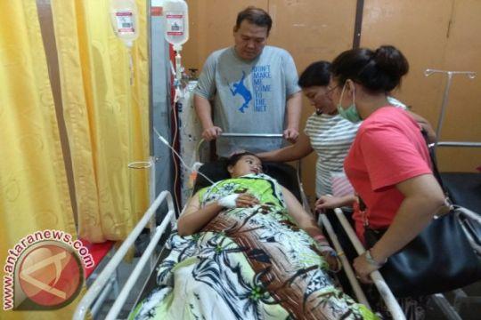 Begini Kondisi Mahasiswi Korban Tabrak Lari Yang Kehilangan Satu Kaki