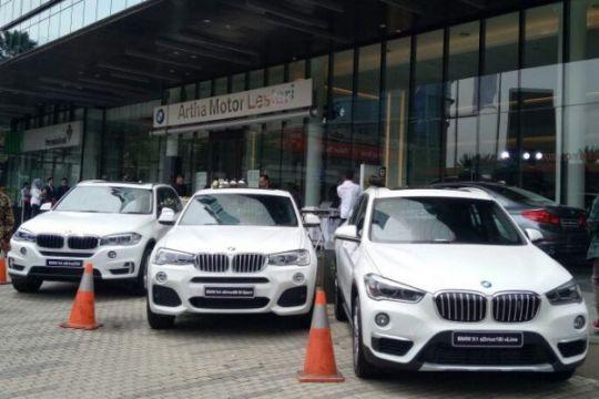 BMW Indonesia produksi satu unit setengah jam