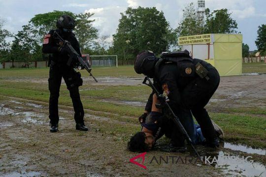 Amankan pemilu, Polres Kotim akan tegas terhadap pengacau kamtibmas