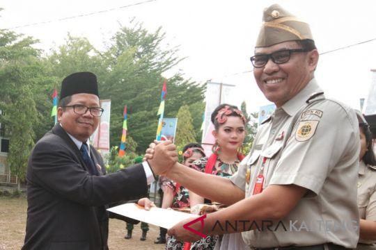 BPN Kalteng serahkan 39 sertifikat tanah kepada warga