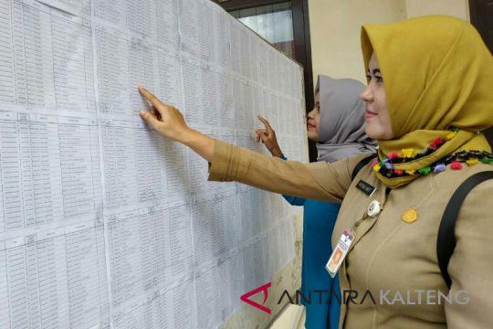 292 pelamar CPNS Palangka raya gagal CAT