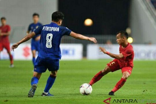 Thailand menang telak atas Indonesia