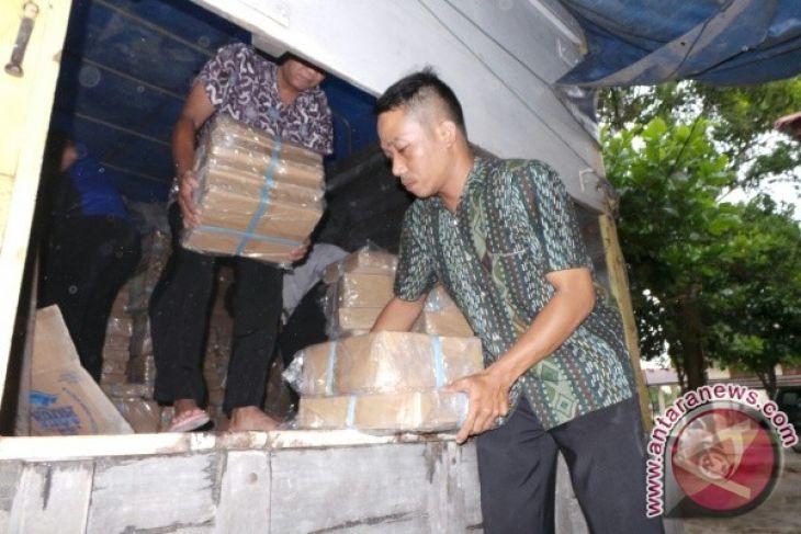 Kotawaringin Timur Terima Naskah Soal Ujian Nasional Antara News Kalimantan Tengah Berita
