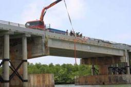 Pemprov Kepri jelaskan pencurian besi baja jembatan