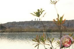 Bekas Pertambangan Pasir Jadi Objek Wisata
