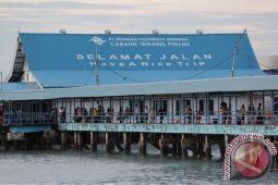 Jumlah Penumpang Pelabuhan Tanjungpinang Meningkat 30 Persen