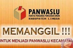Panwaslu Lingga Wawancara 61 Calon Panwascam
