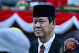 Isdianto Aklamasi Terpilih sebagai Wakil Gubernur Kepri