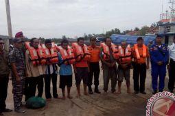 Kapal Kargo Tenggelam di Perairan Pulau Merapas