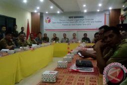 Panwaslu Lingga Rapat Koordinasi Persiapan Pemilu