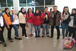 Akari Ceq Connon ikuti Batam Internasional Culture