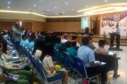 Danlanud RHF  Sosialisasi  SMA Pradita Dirgantara