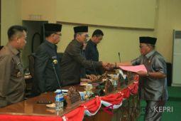 Pemekaran tiga Kecamatan Senayang resmi disahkan