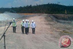 Pembangunan Waduk Sei Gong Sudah 65 Persen