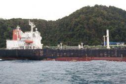 Tanker berbendera Amerika terdampar di Tambelan