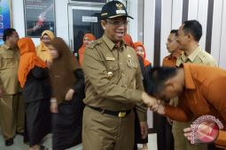 Wakil Bupati Karimun Sidak Kantor BKD