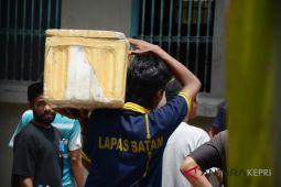 Dirjen: 1.090 warga binaan Lapas Palu belum kembali