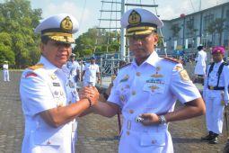 Letkol Catur Yogiantoro danlanal termuda di Indonesia