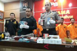 Satgas Jalanan Polres Karimun tangkap komplotan pencuri