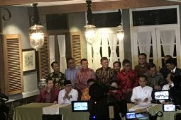 Jokowi pilih Ma'ruf Amin jadi cawapres