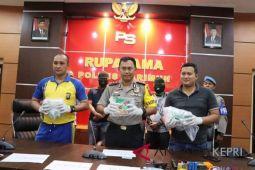 Sabu tiga kilogram diselundupkan pakai kapal nelayan