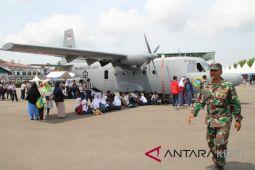 Pangkalan TNI terpadu di Natuna segera diresmikan