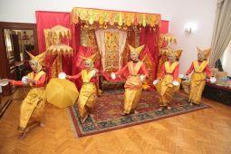 Anggota DPR promosikan budaya Indonesia di mesir
