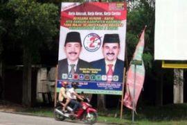 KPU Karimun siapkan 17 alat peraga kampanye