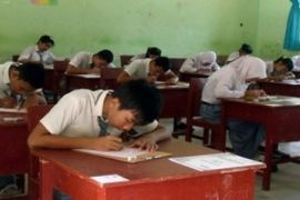 130 SMA sederajat Kepri laksanakan UNBK