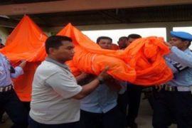 Evakuasi Pesawat Tanpa Awak/Foto Henky Mohari