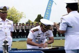 Sertijab Danlanal Batam/Joko Sulistyo