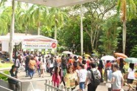 22.266 WNI Coblos di KBRI Singapura