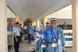 Biometri JCH Embarkasi Batam dilakukan di Madinah
