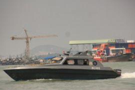 BC Kepri amankan kapal pasir timah di Karimun