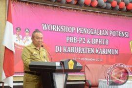 Workshop Penggalian Potensi PBB-2 dan BPHTB