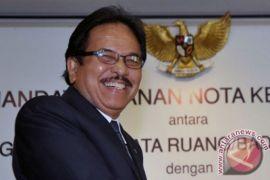 Menteri Bagikan 520 Sertifikat Tanah Kepri