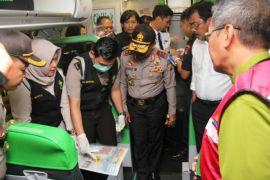 Polresta Barelang periksa urin pilot jelang terbang