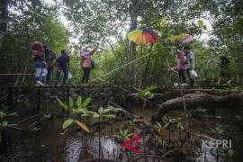 Wisata alternatif Kampung Terih bidik wisman Asia
