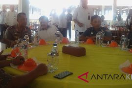 Pimpinan BP Batam silaturahmi ke TNI dan Polri