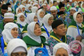 Wali Kota Pekanbaru lepas jamaah kloter 2