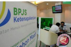 BPJS Ketenagakerjaan sosialisasi pada pengemudi daring