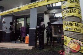 Sebelas tersangka teroris ditangkap
