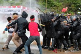 Polres Tanjungpinang deklarasi damai sekaligus sispam kota