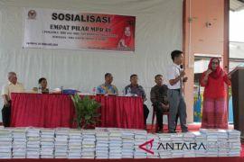 Sosialisasi Empat Pilar