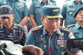TNI AL tangkap kapal ikan miliki 5 dokumen