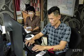Polres Tanjungpinang tangkap tersangka penghina Presiden
