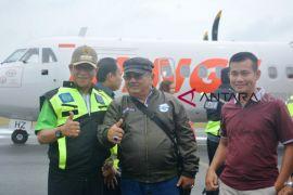 Bandara dabo beri semangat baru untuk Lingga