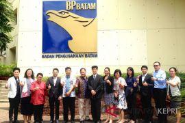 Empat delegasi investor asing kunjungi BP Batam