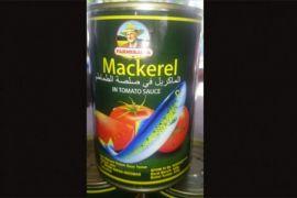 Pedagang diimbau kembalikan sarden bercacing kepada distributor