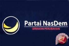 Satu Caleg Partai Nasdem mengundurkan diri